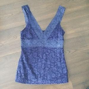 NWOT lace top